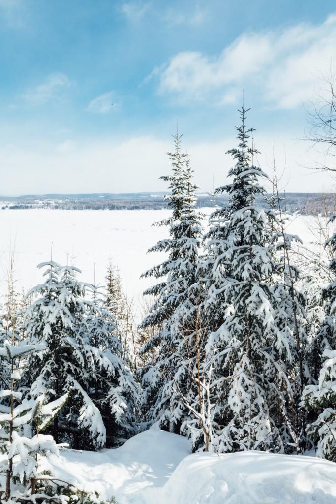 Visiter le quebec hiver 60