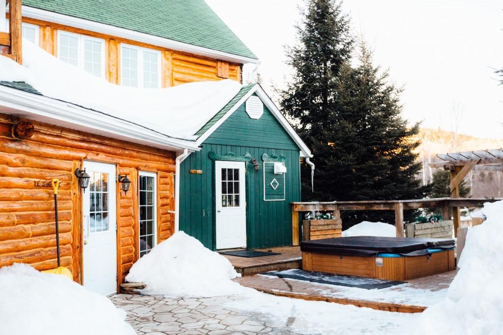 Visiter le quebec hiver 70