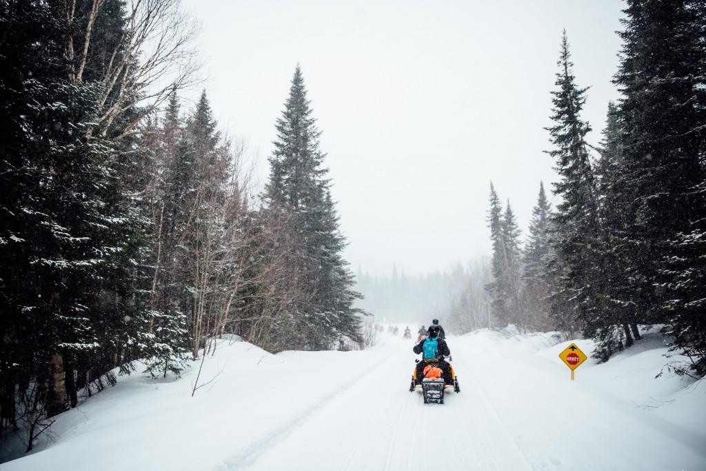 Visiter le quebec hiver 81