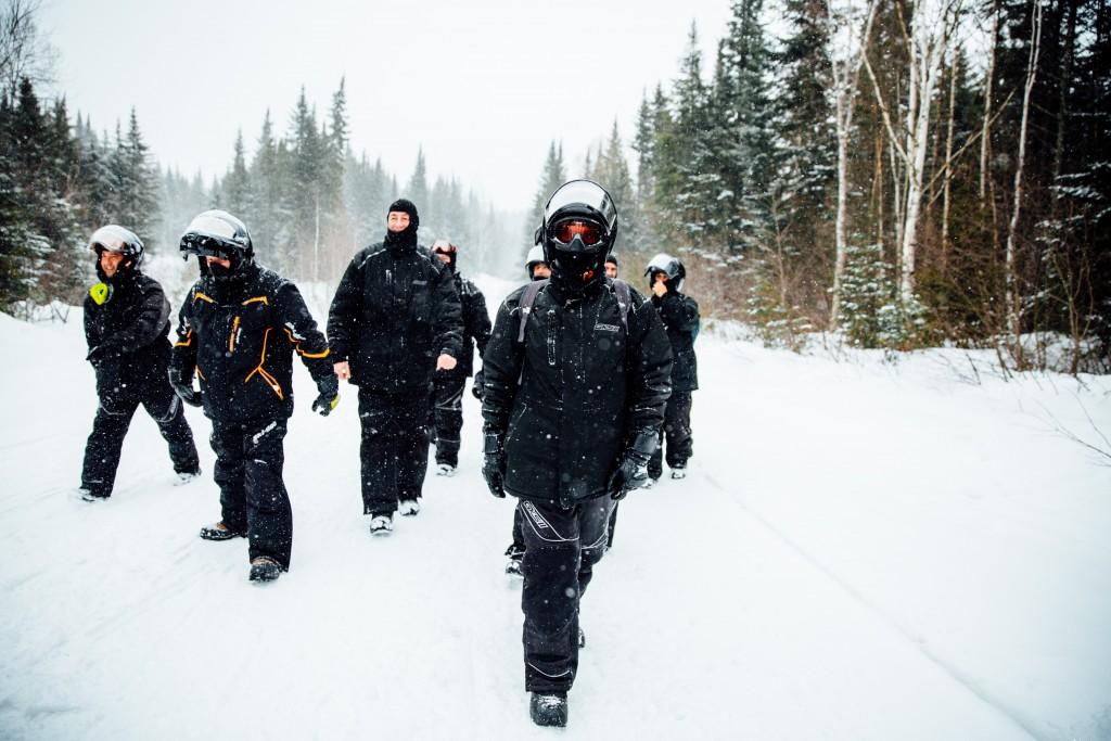 Visiter le quebec hiver 84