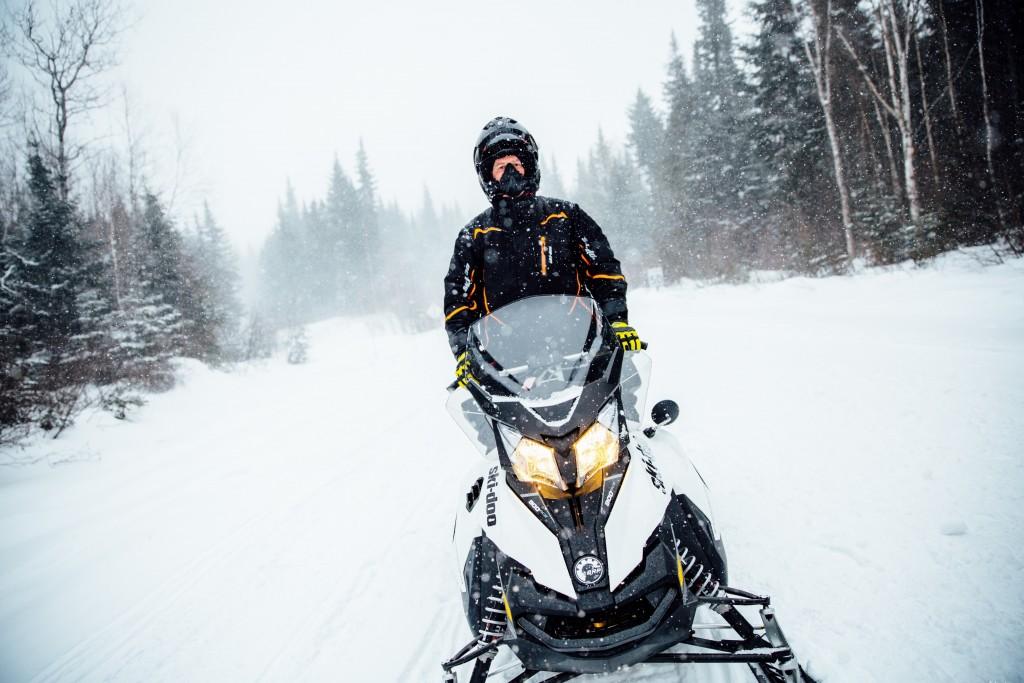 Visiter le quebec hiver 85