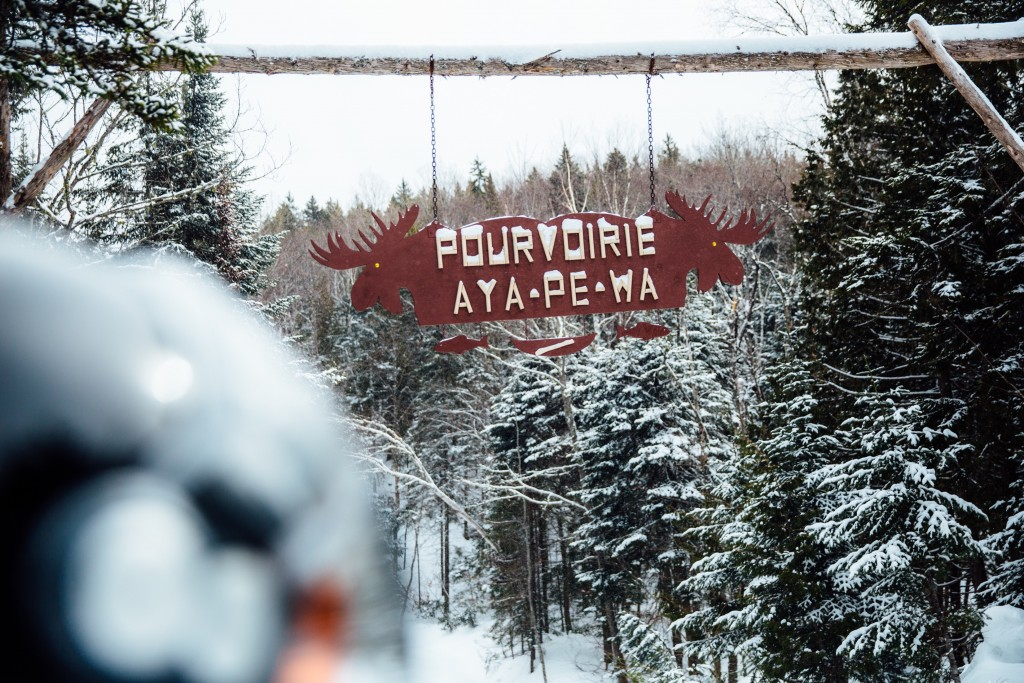 Visiter le quebec hiver 86