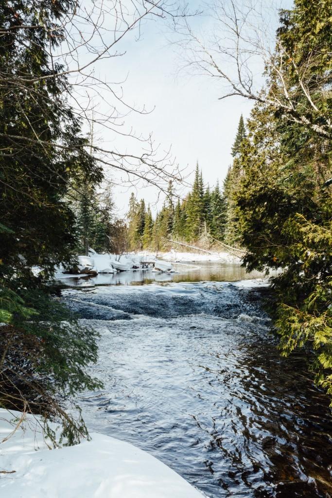 Visiter le quebec hiver 92