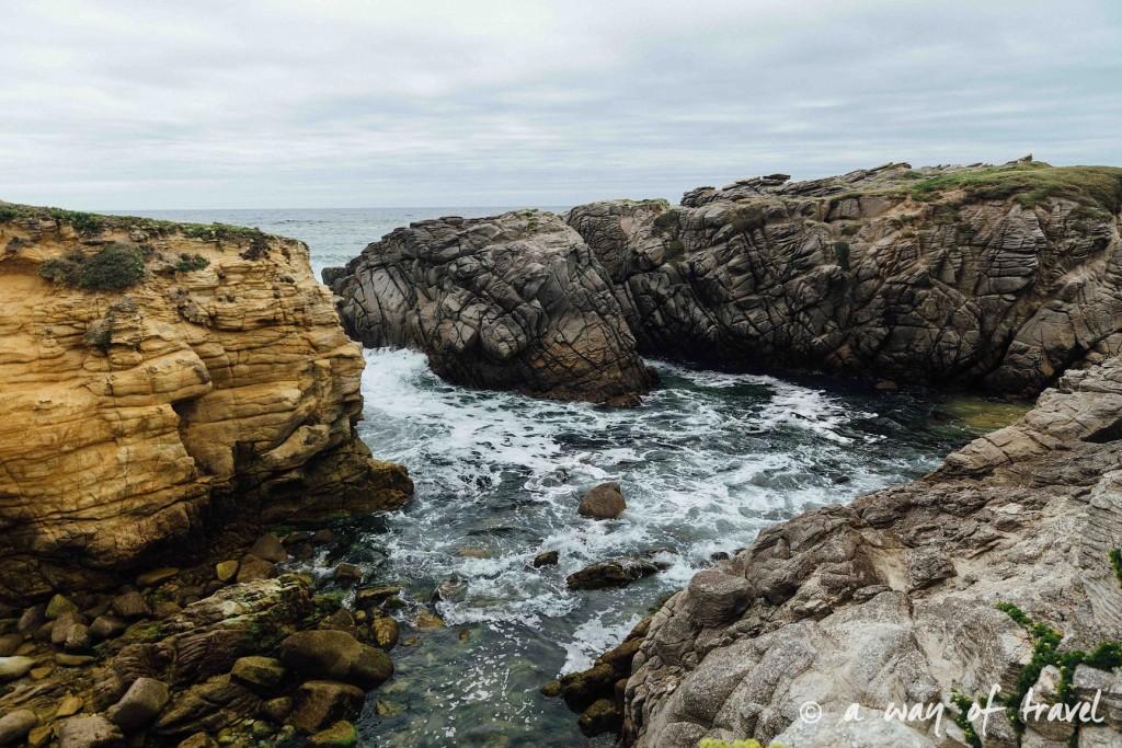 Quiberon randonnée falaise arche guide bretagne-26