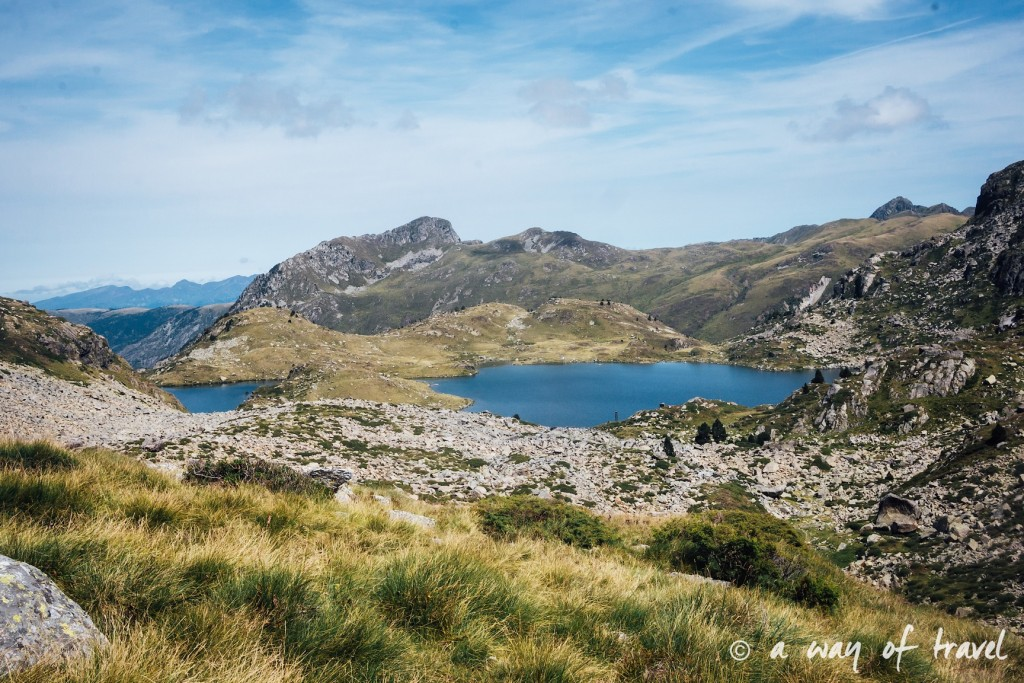 Randonnee pyrenees blog outdoor lac port de fortangete d'Incles 18