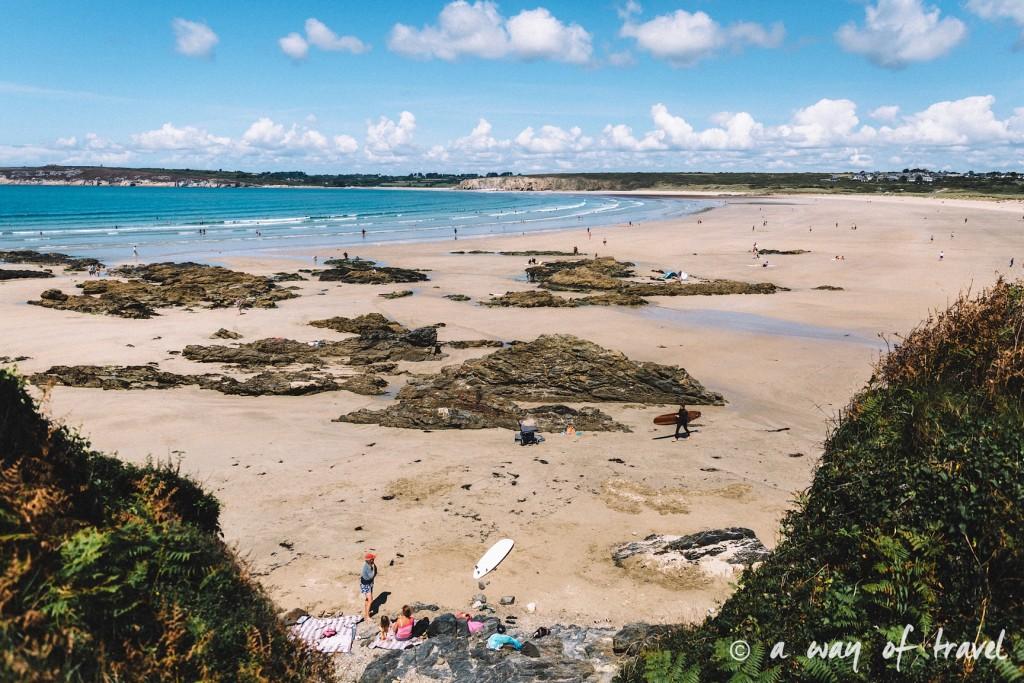 roadtrip bretagne cote bretonne guide plage dinan goulien-13