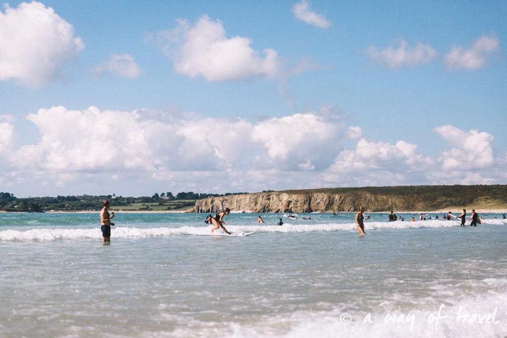 roadtrip bretagne cote bretonne guide plage dinan goulien-2