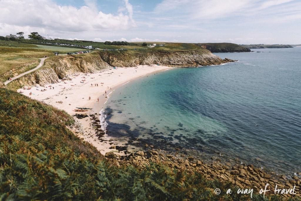 roadtrip bretagne cote bretonne guide plage pointe corsen-1