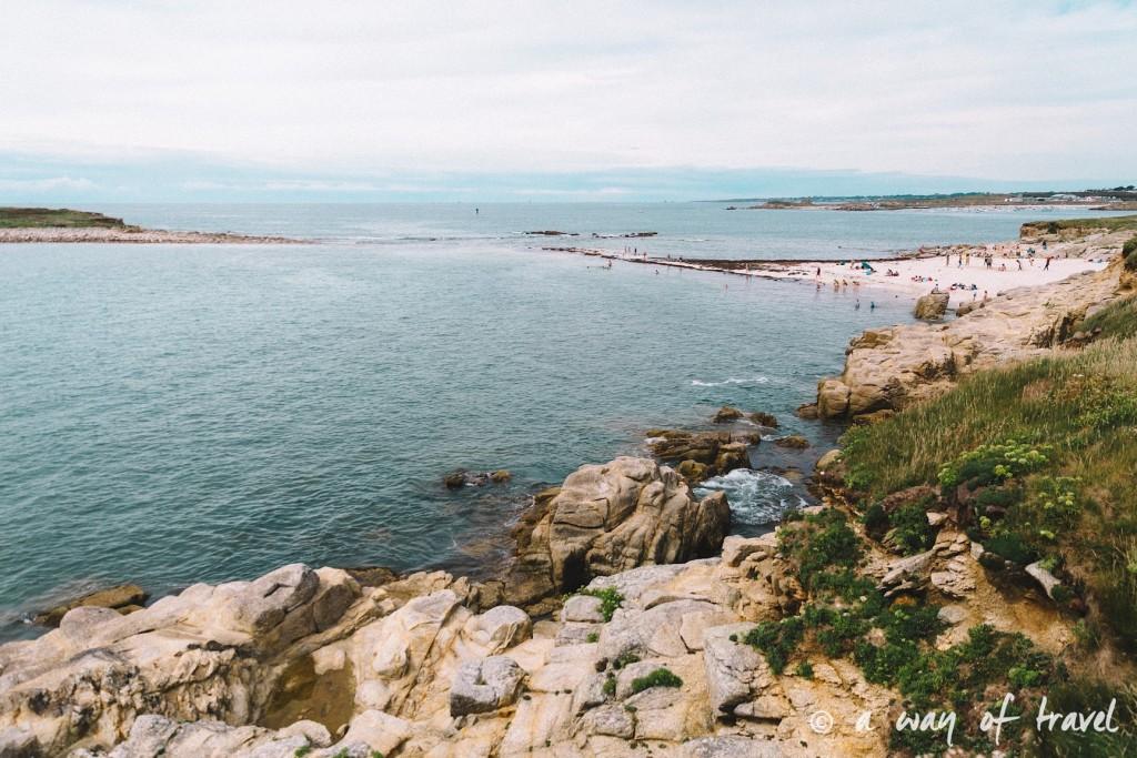 roadtrip bretagne cote bretonne guide plage pointe corsen-14