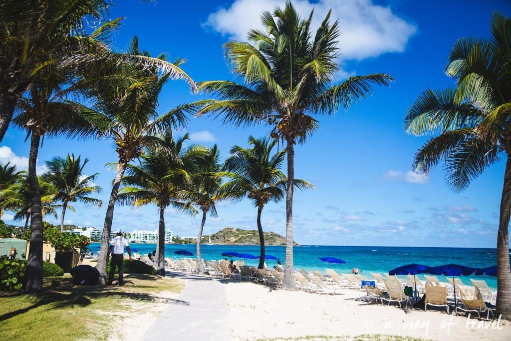 sxm sint maarten saint martin guide plage beach dawn 1